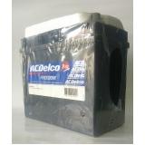 bateria acdelco preço Jaguaribe