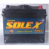 bateria de carro para empilhadeiras preço Pacaembu