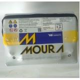 bateria moura clean 100 amperes Aeroporto