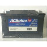 bateria para motor elétrico Jardim América