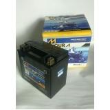 baterias para motos cg 150 titan Perdizes
