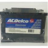 comprar bateria acdelco de 48 ah Alto de Pinheiros