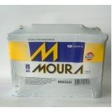 venda de bateria moura 70 amperes Água Funda