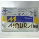 venda de bateria moura clean 170 amperes Vila Liderlândia