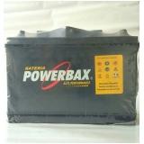 venda de baterias para automóvel 55 amperes Jardim Cachoeira